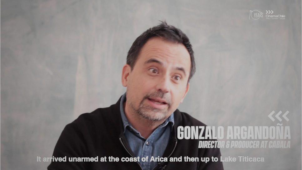 Gonzalo Argandoña goes to Rio Content Market 2019