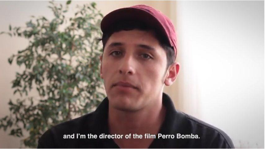 """""""Perro Bomba"""" película en Competencia Oficial en el Festival de Guadalajara 2019"""