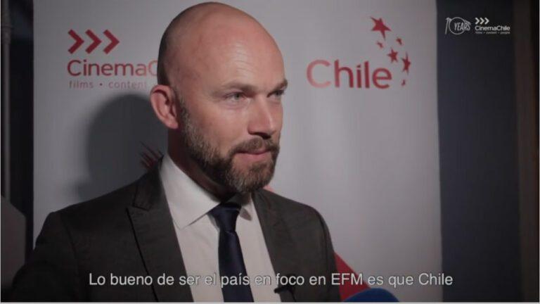 """(Español) Chile será """"País foco"""" en el European Film Market de la Berlinale 2020"""