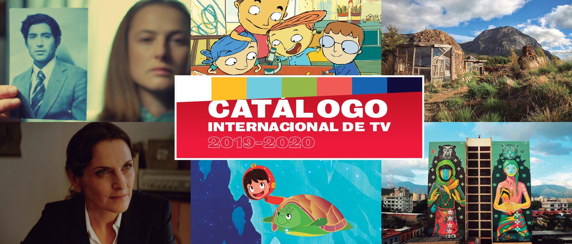 Más de 60 producciones componen el nuevo Catálogo Internacional de TV realizado por CinemaChile