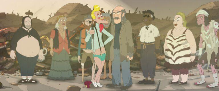 Chile arribará a la 59 edición del Festival de Cine de Animación de Annecy