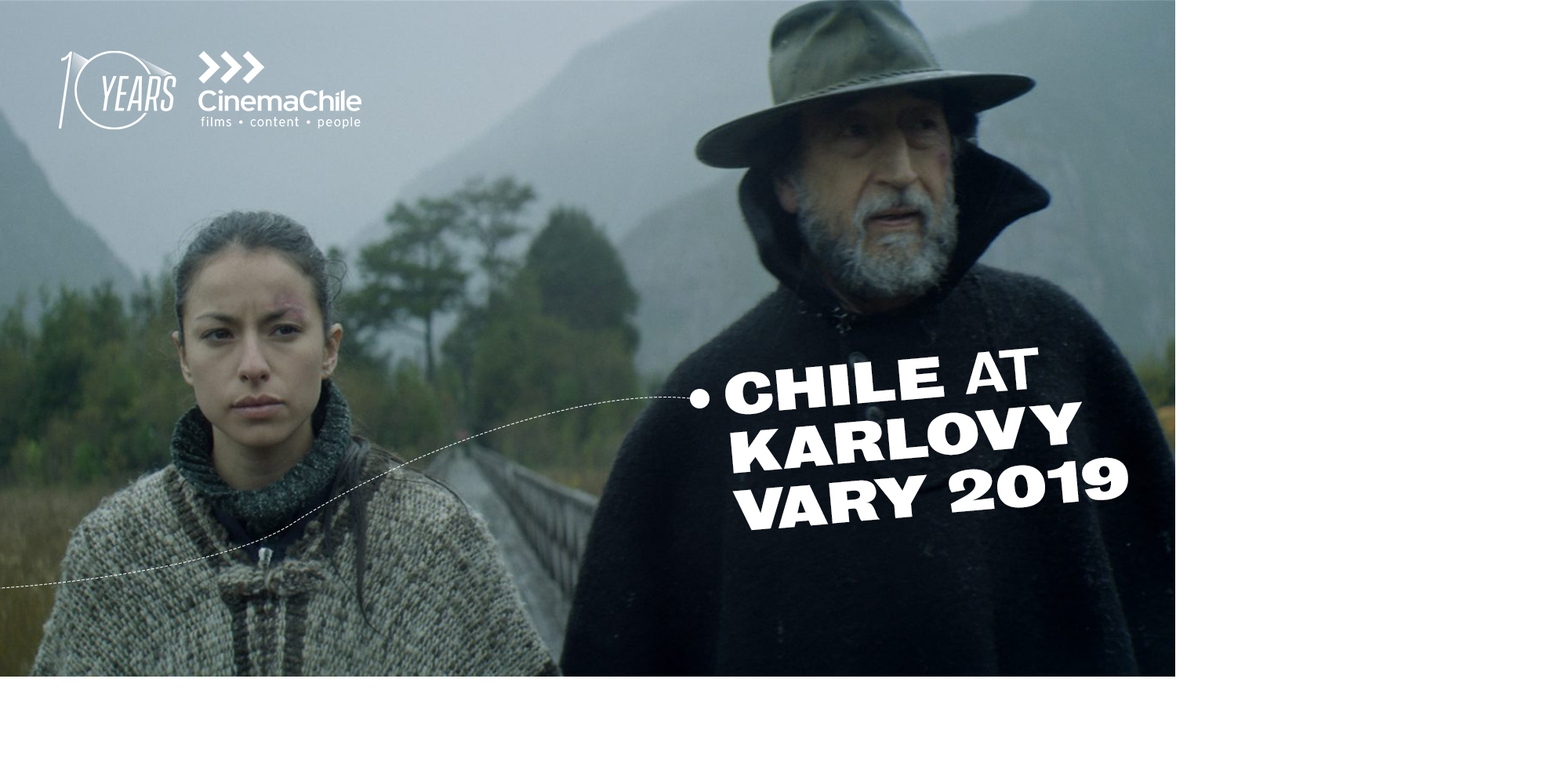 Chile returns to Karlovy Vary with a first feature and a documentary