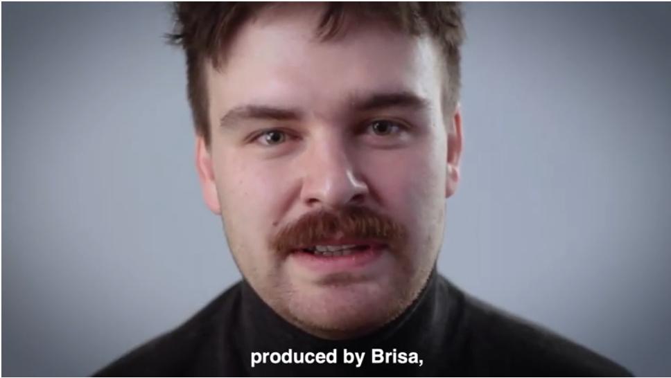 Thomas Woodroffe, director del cortometraje chileno «Fiebre Austral»