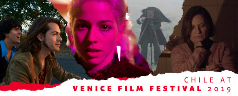 Chile under the spotlight with Four World Premieres and three projects at the Venice Film Festival