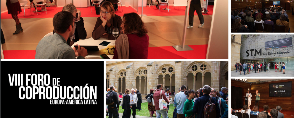 Dos coproducciones con Chile participarán en el VIII Foro de Coproducción Europa-América Latina