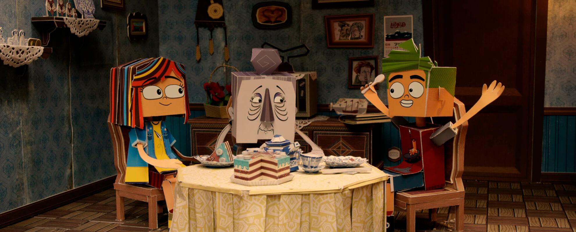 Chilean animation grows via new international associations