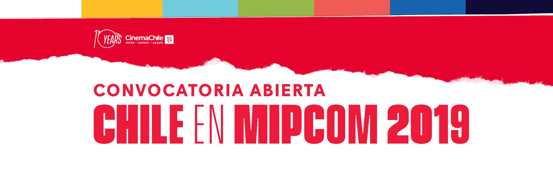 ¿Asistirás a Mipjunior o Mipcom? Avísanos y súmate a la delegación chilena