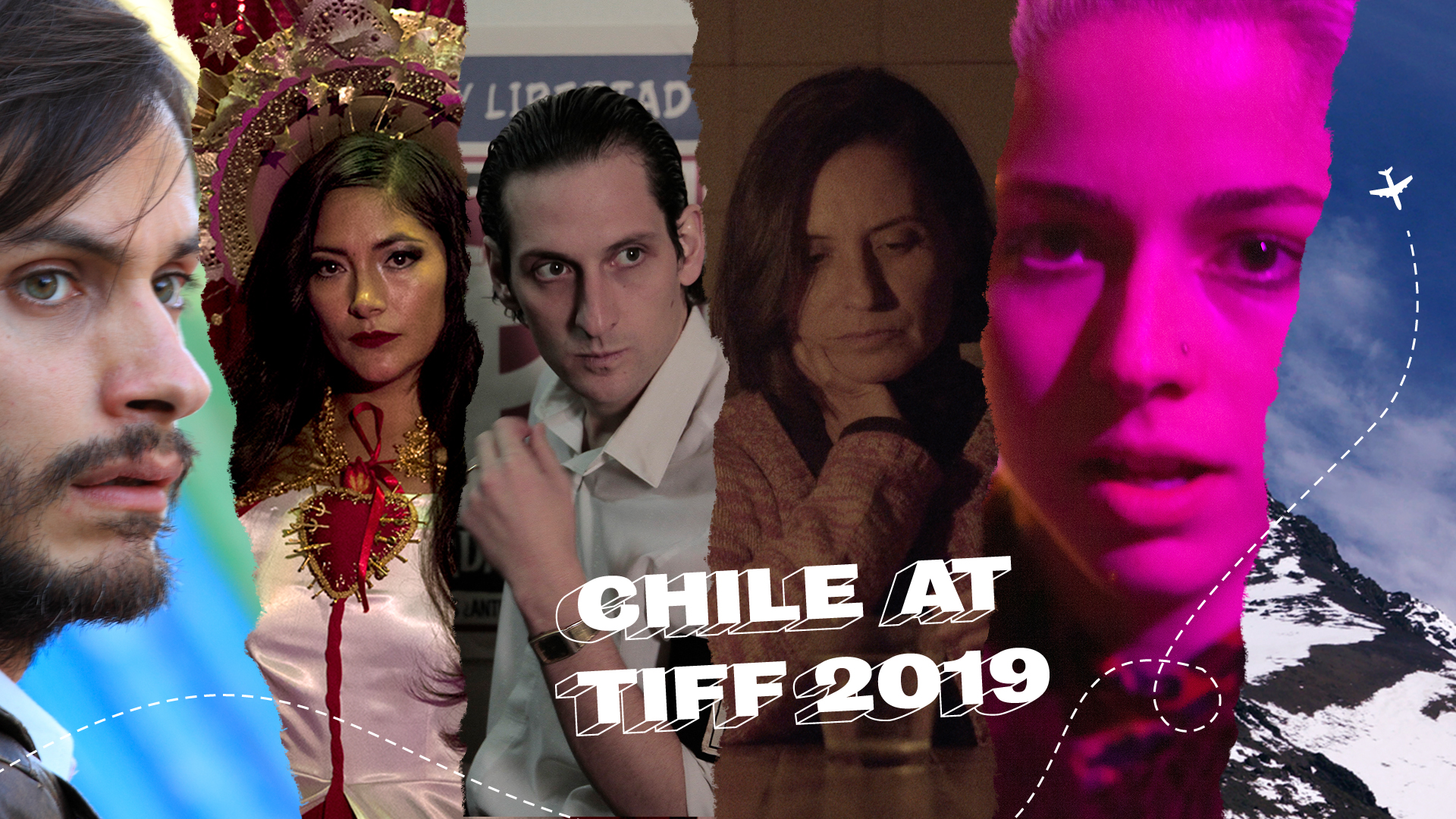 Films of new and consecrated Chilean directors land in the Toronto Film Festival
