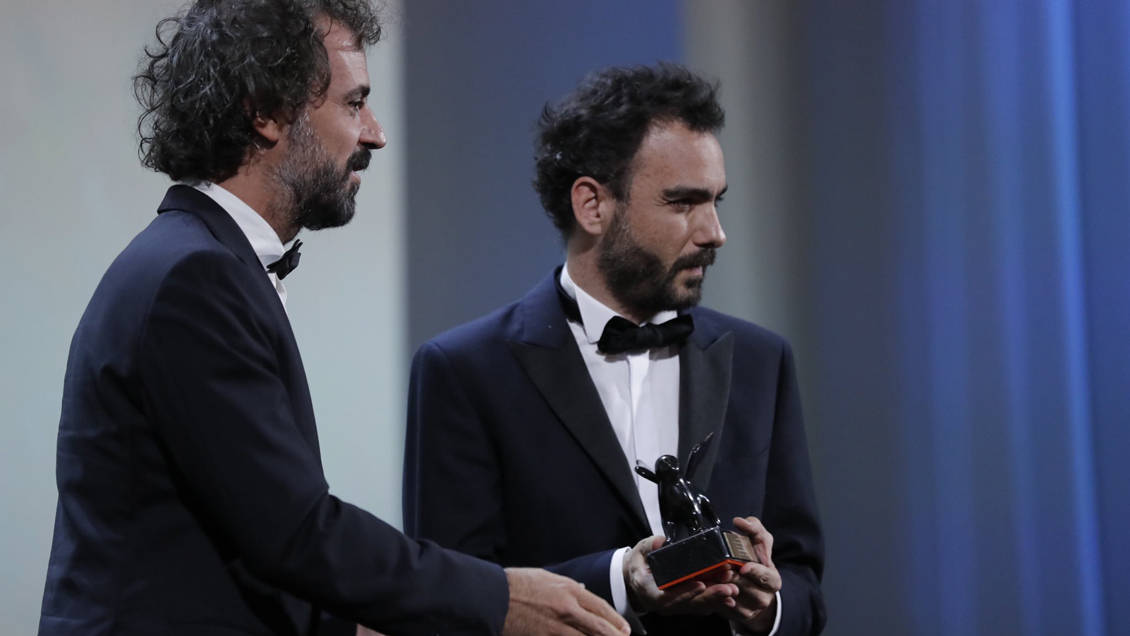 Chilean-Spanish director Theo Court wins award for Best Director at Venice Film Festival