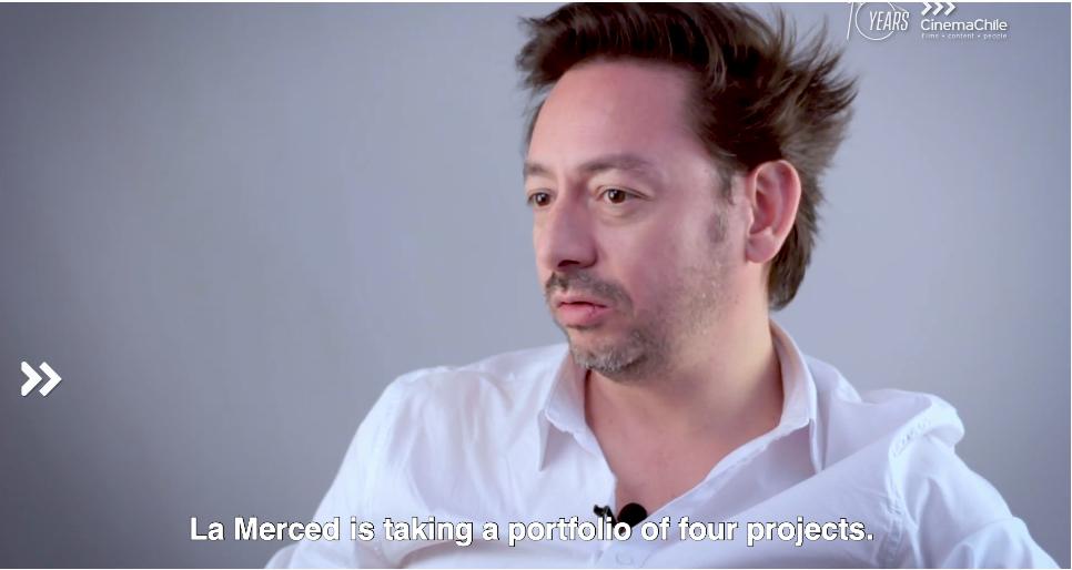 (Español) Patricio Ochoa, productor de La Merced Productions, llega a MIPCOM 2019