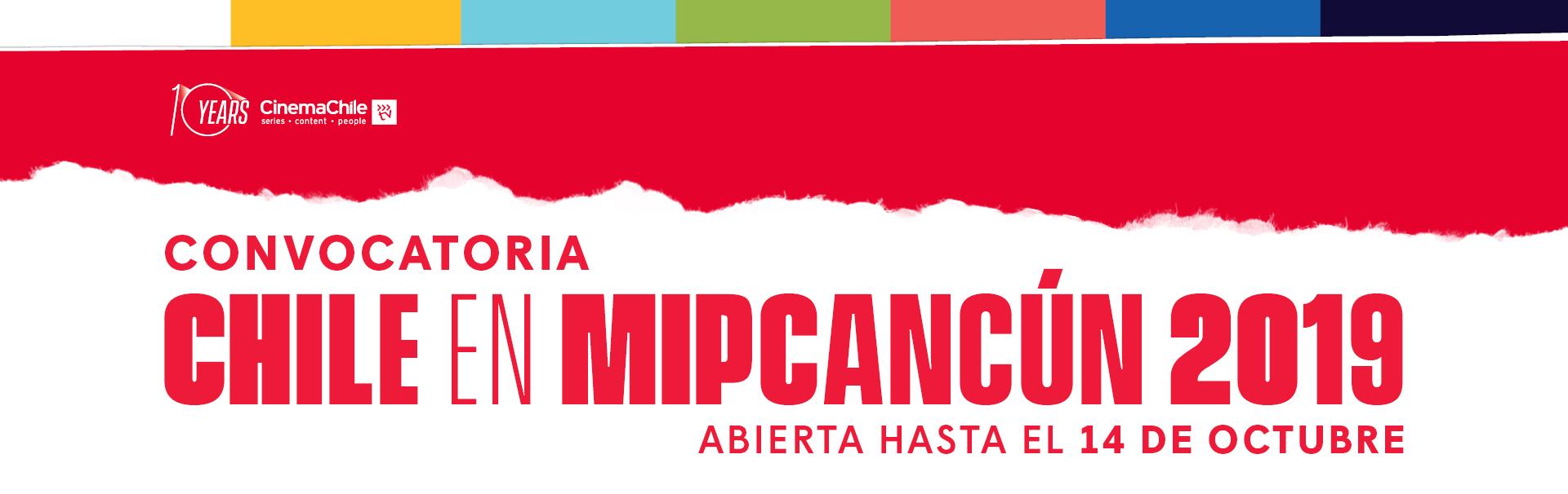 CERRADA// ¿Asistirás a MIPCancún?  Avísanos y súmate a la delegación chilena