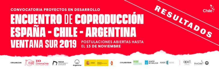 (Español) Cinco proyectos chilenos seleccionados para el Encuentro de Coproducción de España, Chile y Argentina en Ventana Sur 2019