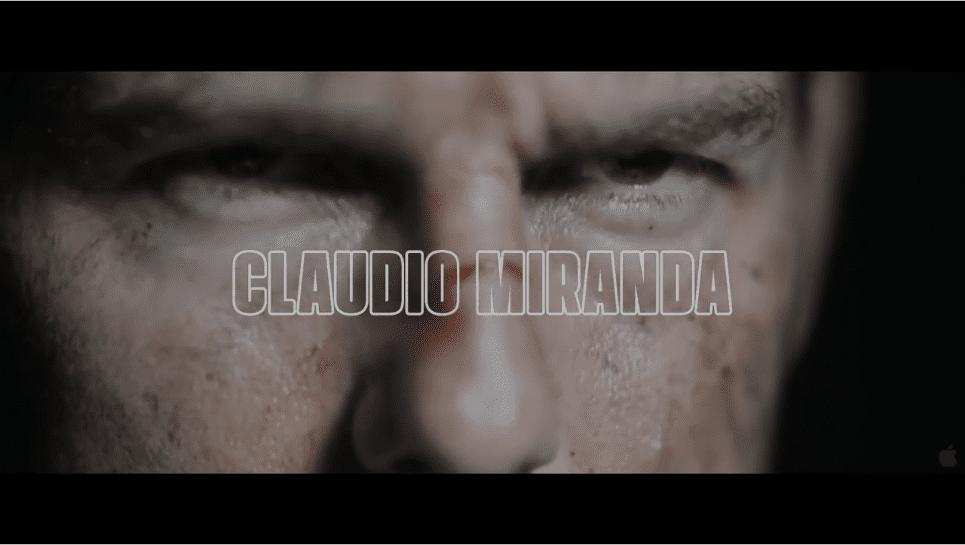 Claudio Miranda, director de fotografía, habla de su relación con Chile