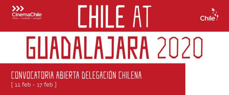 (Español) ¿Vas a asistir al Festival de Guadalajara? Avísanos y súmate a la delegación chilena
