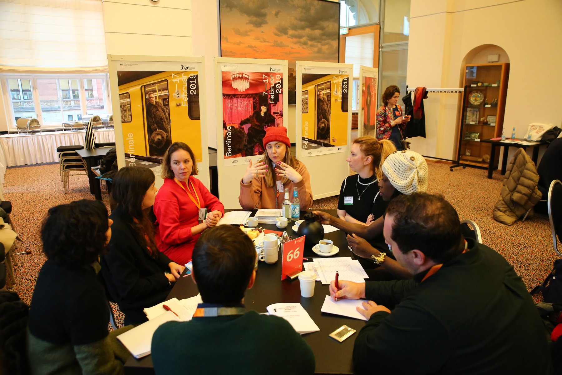 Producers Hub at the European Film Market to show work by Chilean producers