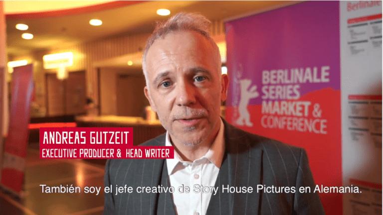 """(Español) Andreas Gutzeit habla sobre """"Dignidad"""", producción seleccionada en Series Cannes"""