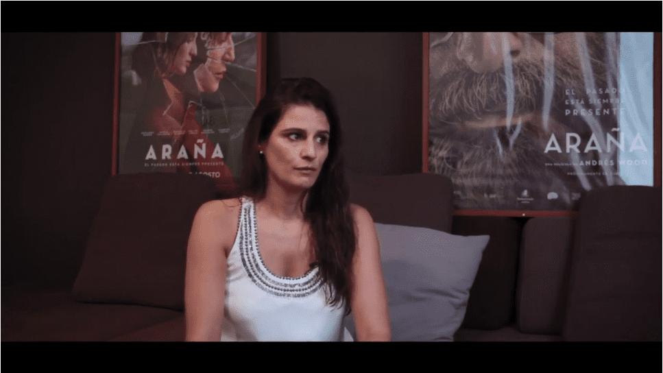 """(Español) Alejandra García, productora ejecutiva de la """"Araña"""", cinta chilena nominada en los Goya 2020"""