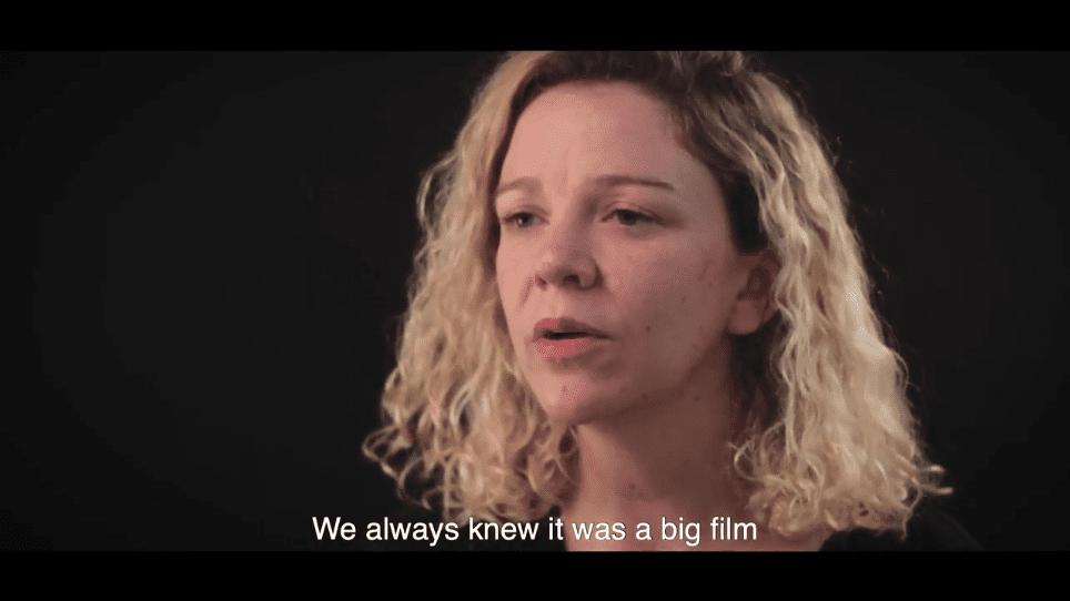 """(Español) Marcela Santibáñez, productora de la cinta """"El agente topo"""" seleccionada en Sundance 2020"""
