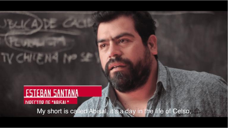 """(Español) Esteban Santana, director de """"Abisal"""", cinta seleccionada en Clermont Ferrand 2020"""